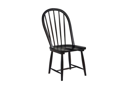 Magnolia Home Windsor Jo'S Black Hoop Chair By Joanna Gaines - Main