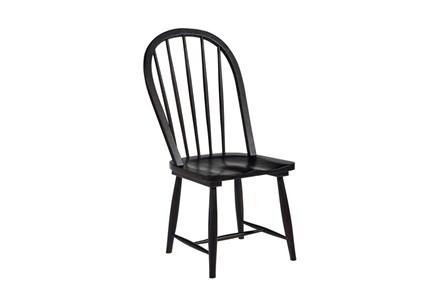 Magnolia Home Windsor Jo'S Black Hoop Chair By Joanna Gaines - Main