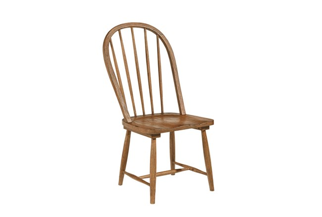 Magnolia Home Windsor Bench Hoop Chair By Joanna Gaines - 360