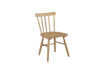 Magnolia Home Vermont Wheat Set of 2 Dining Side Chair By Joanna Gaines
