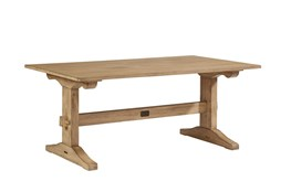 Magnolia Home Kindred Trestle Dining Table By Joanna Gaines