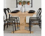 Magnolia Home Kindred Trestle Dining Table By Joanna Gaines - Room