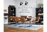 Magnolia Home Molded Shell Saddle Side Chair By Joanna Gaines - Room