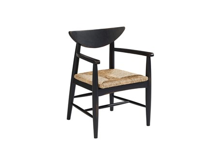 Magnolia Home Reed Arm Chair By Joanna Gaines