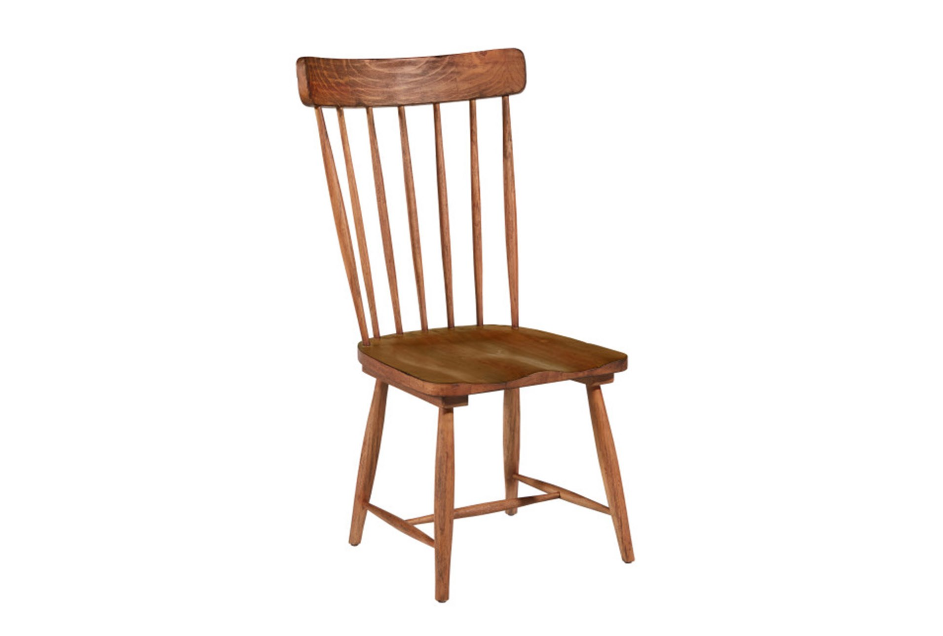 Magnolia Home Spindle Back Bench Side Chair By Joanna