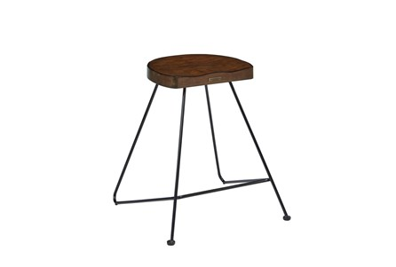 Magnolia Home Saddle Seat Stool By Joanna Gaines