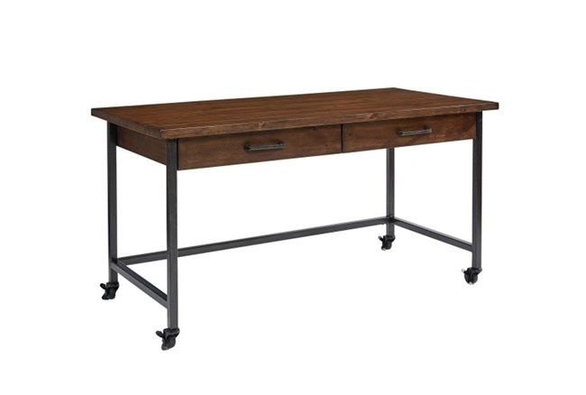 Magnolia Home Framework Desk By Joanna Gaines - 360