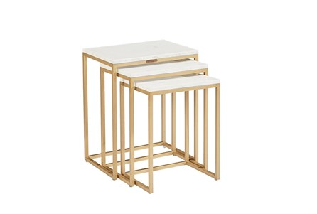 Magnolia Home Luxe Nesting End Tables By Joanna Gaines