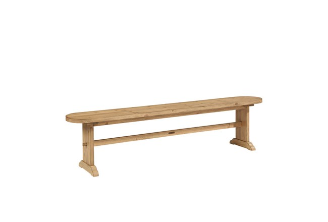 Magnolia Home Cobbler's Bench By Joanna Gaines - 360