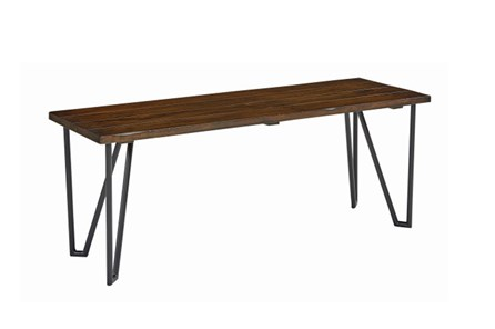 Magnolia Home Hairpin Bench By Joanna Gaines - Main