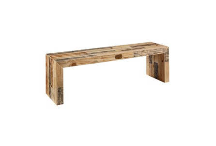 Magnolia Home Canton Bench By Joanna Gaines