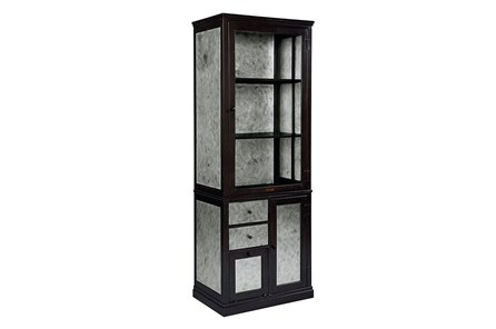 Magnolia Home Apothecary Natural Metal Cabinet By Joanna Gaines - Main