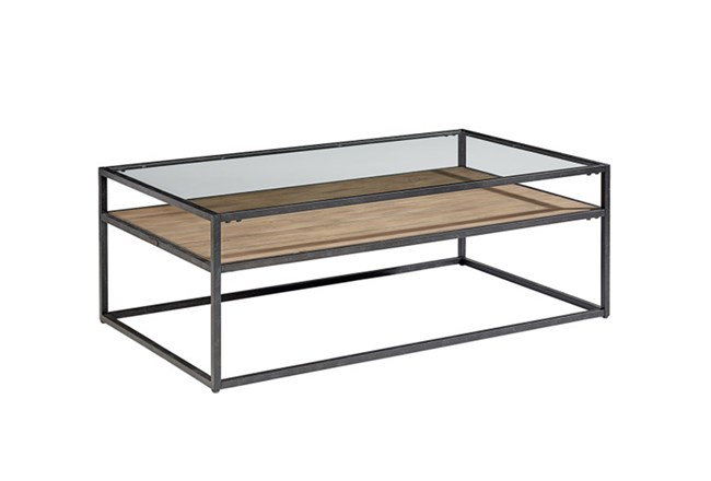 Magnolia Home Showcase Coffee Table By Joanna Gaines - 360
