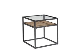 Magnolia Home Showcase End Table By Joanna Gaines