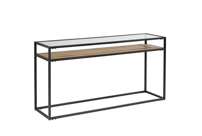 Magnolia Home Showcase Console Table By Joanna Gaines - 360