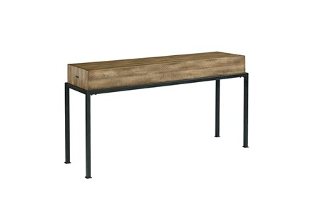 Magnolia Home Butcher Block Console Table By Joanna Gaines