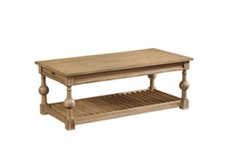 Magnolia Home Louver Coffee Table By Joanna Gaines