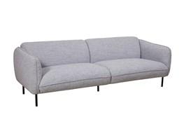 Grey Tweed Sofa