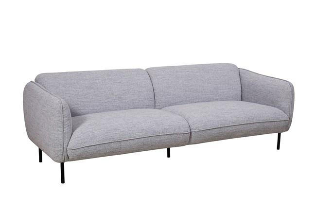 Grey Tweed Sofa 360 Elements
