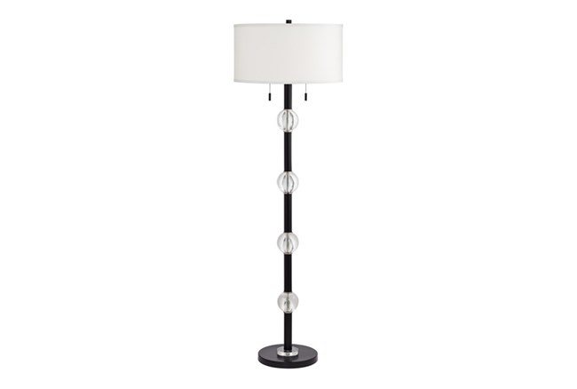 Floor Lamp-Diamonds And More - 360
