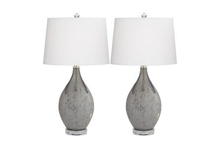 Table Lamp-Volcanic Shimmer 2-Pack