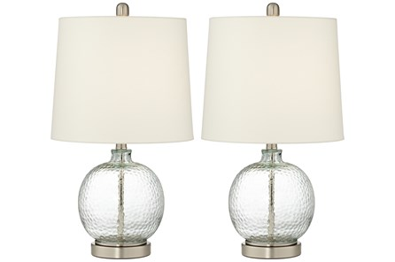 Table Lamp-Saxby 2 Pack