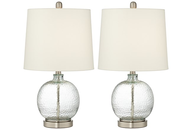 Table Lamp-Saxby 2 Pack - 360
