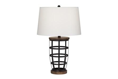Table Lamp-Woodman - Main
