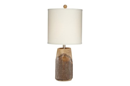 Table Lamp-Scarlet Oak - Main