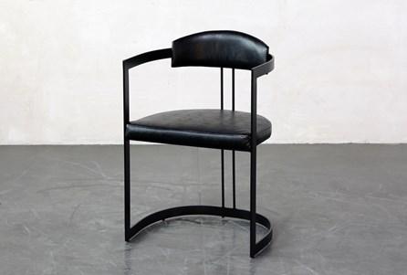 Nailhead Desk Chair