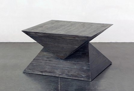 Inverted Triangle Coffee Table