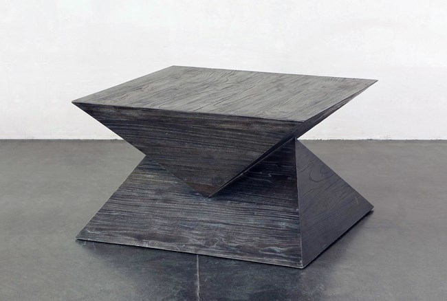 Inverted Triangle Coffee Table - 360