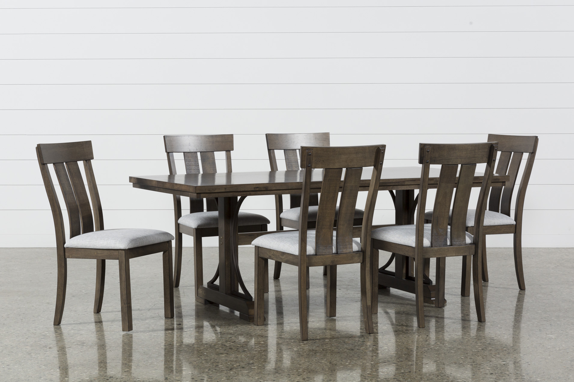 Delfina 7 Piece Dining Set