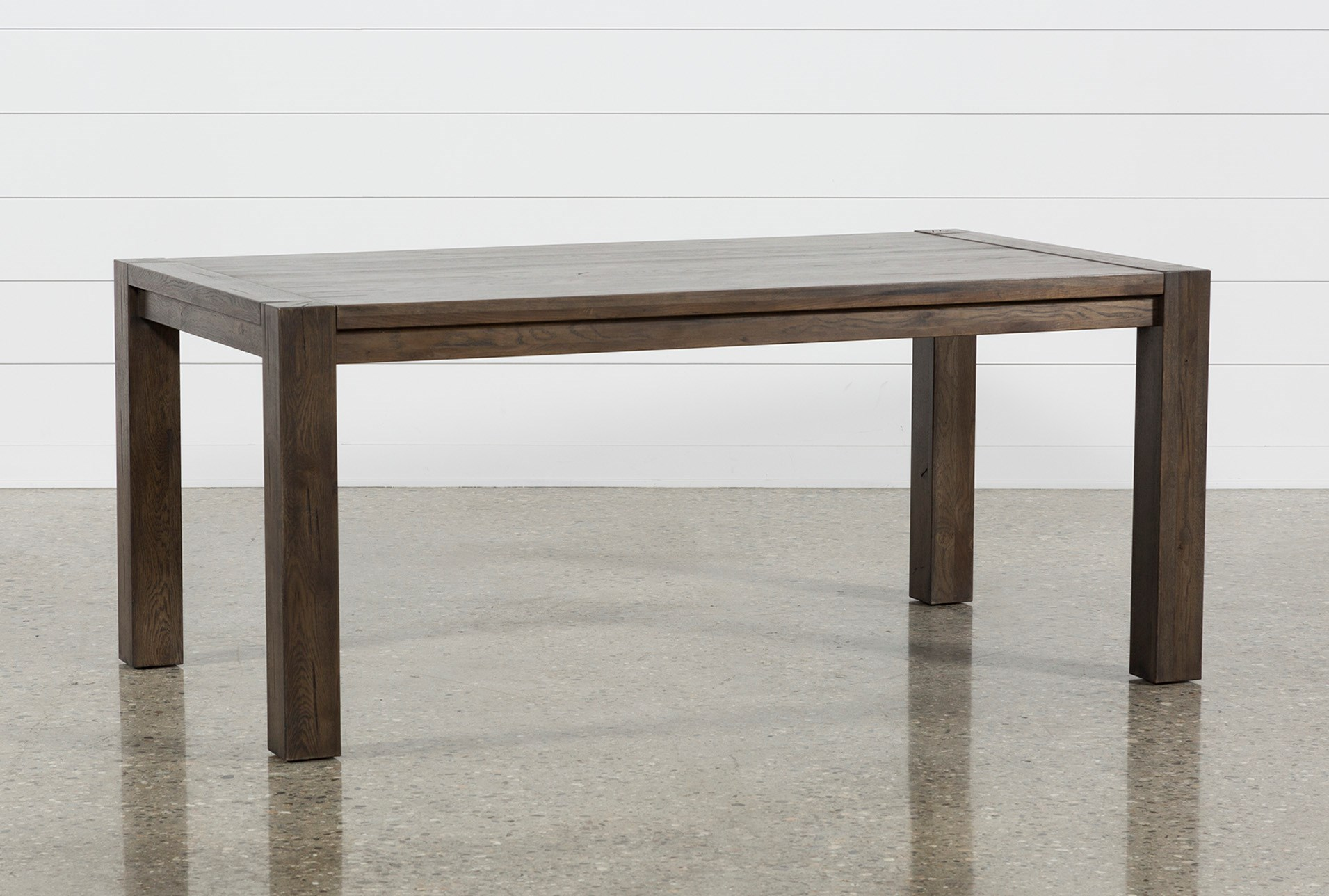 Benson Rectangle Dining Table Living Spaces - Rectangle table pad