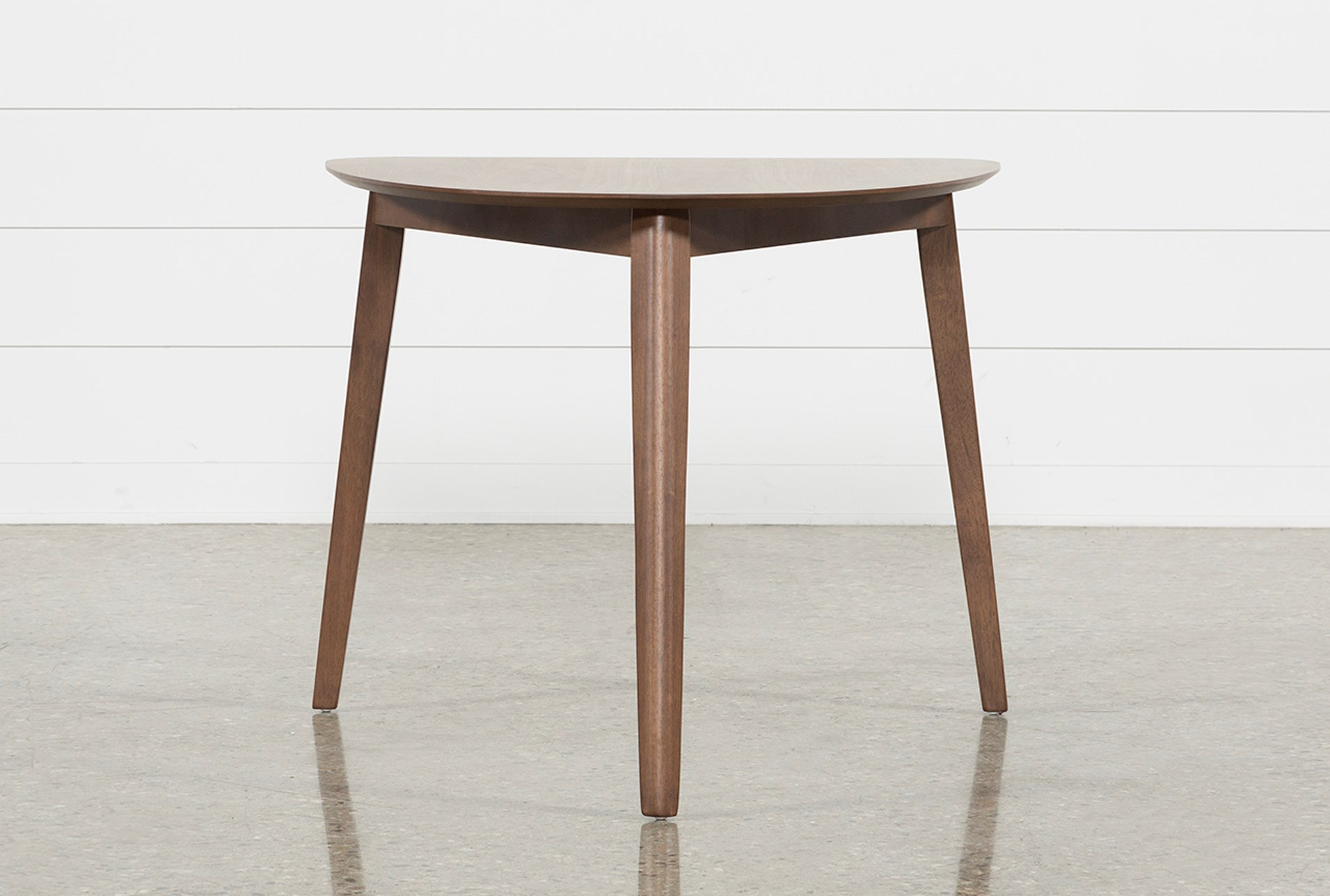 Carly Triangle Table Living Spaces