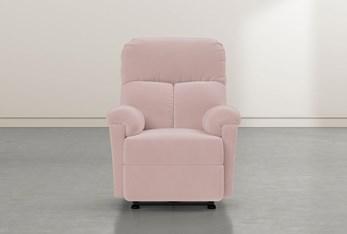 Barden Pink Power Wallaway Recliner
