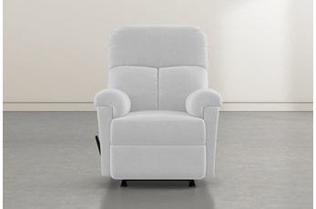 Barden Grey Rocker Recliner