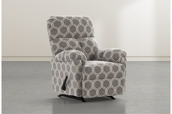 Barden Dove Rocker Recliner
