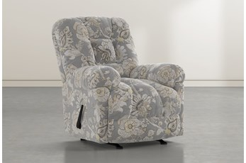 Tampa Granite Rocker Recliner