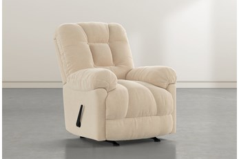 Tampa Almond Rocker Recliner