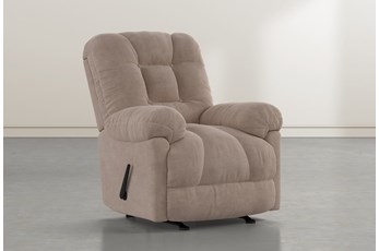 Tampa Putty Rocker Recliner