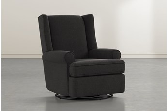 Mari Flint Swivel Glider Recliner