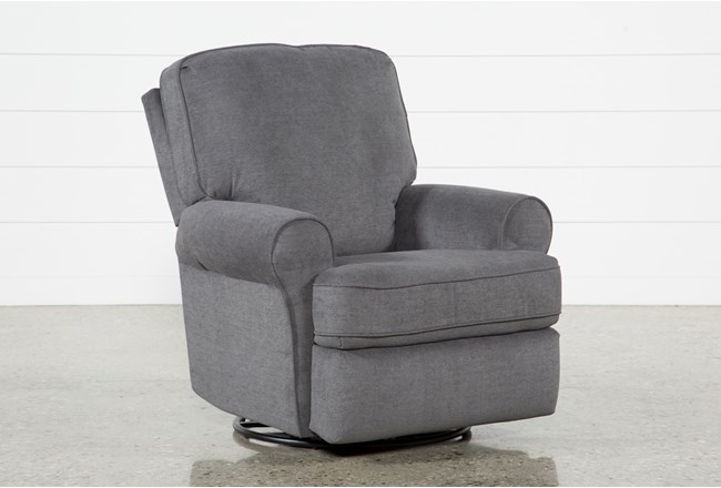 Abbey Swivel Glider Recliner - 360