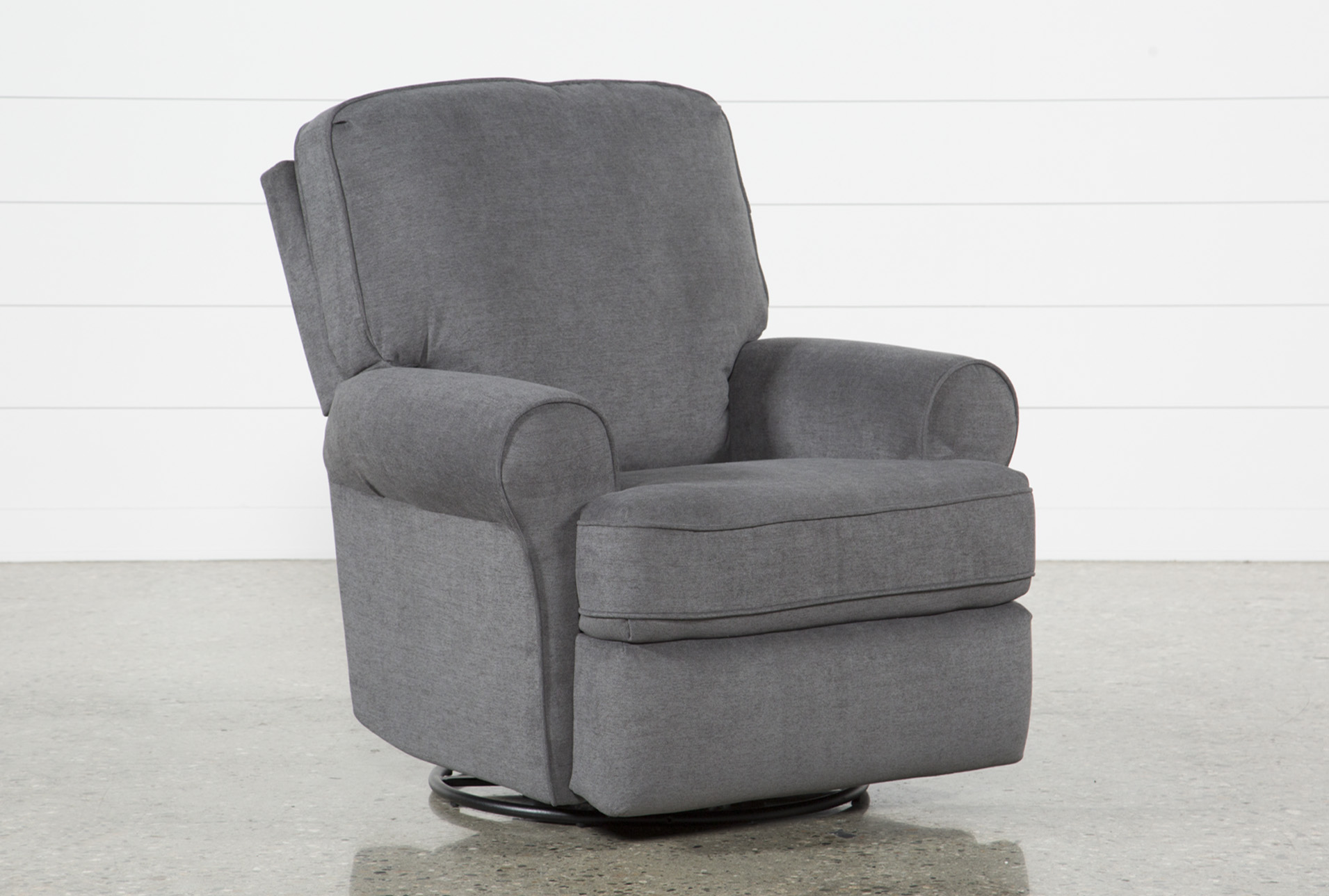 Abbey Swivel Glider Recliner (Qty: 1) Has Been Successfully Added To Your  Cart.