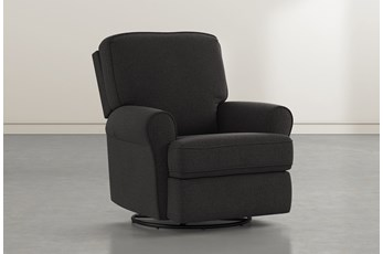 Abbey Flint Swivel Glider Recliner