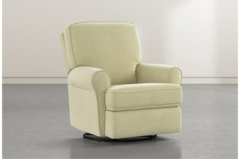 Abbey Spring Swivel Glider Recliner