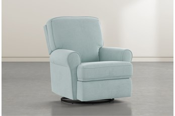 Abbey Spa Swivel Glider Recliner