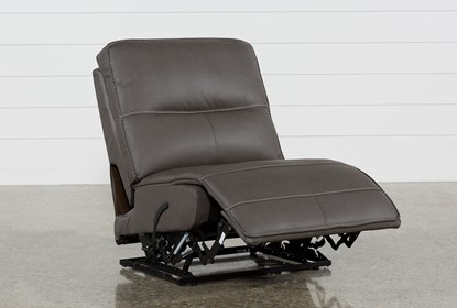 Sensational Marcus Grey 6 Piece Sectional With Power Headrest Usb Machost Co Dining Chair Design Ideas Machostcouk