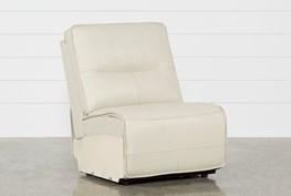 Marcus Oyster Armless Chair