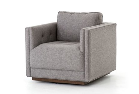 Greystone Swivel Chair